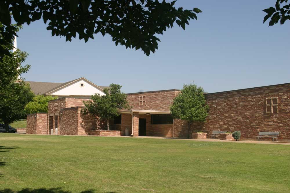 Boys Ranch dinning hall