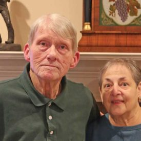 Mr. and Mrs. Kincaid: Cal Farley's Youth, Staff Inspire Couple