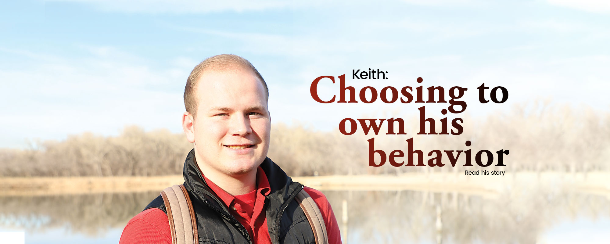 Click to read Keith's story.